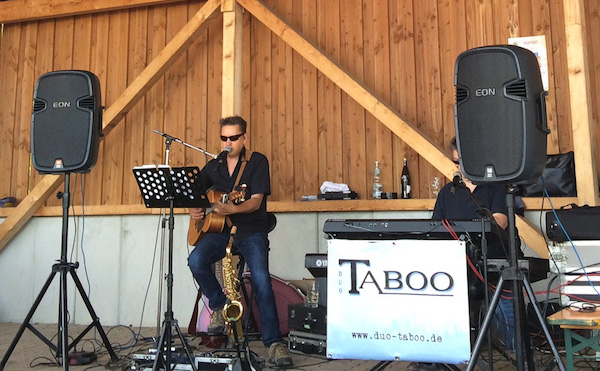 Taboo live front